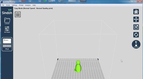 3DWOXDesktop Printing