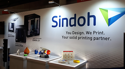 Taking Part in SOLIDWORKS WORLD 2018, a Global 3D Design Exhibition